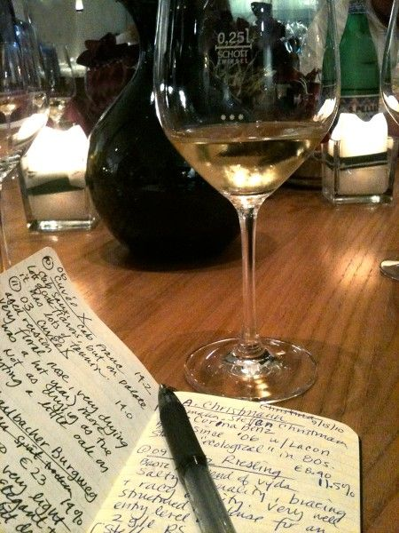 Wine Tasting Literacy