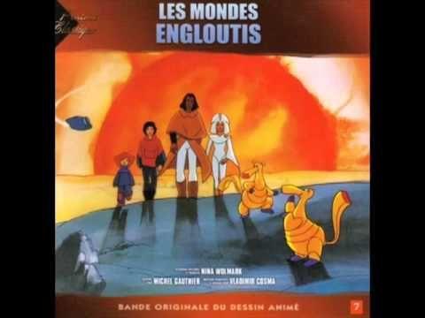 #01 Les Mondes Engloutis - Les Mondes Engloutis (Générique)