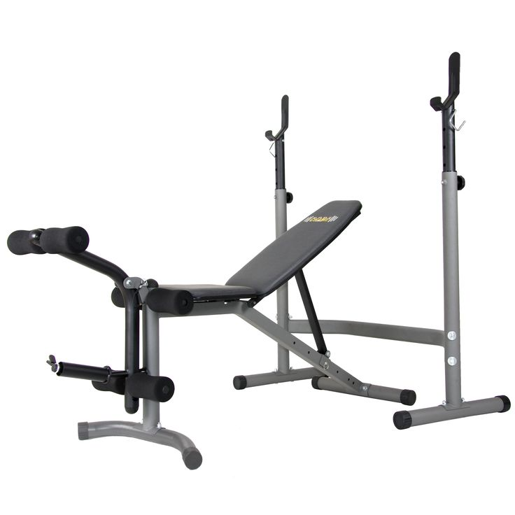 Body Champ Olympic Weight Bench For Training