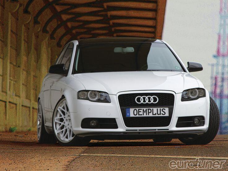 2007 Audi A4 2 0 T Front View Photo 5