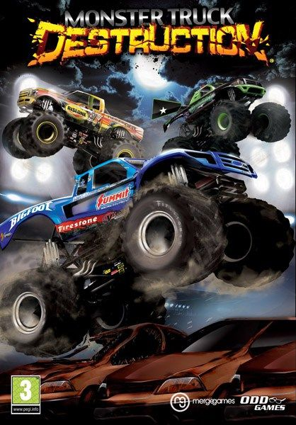 MONSTER TRUCK DESTRUCTION Pc Game Free Download Full Version