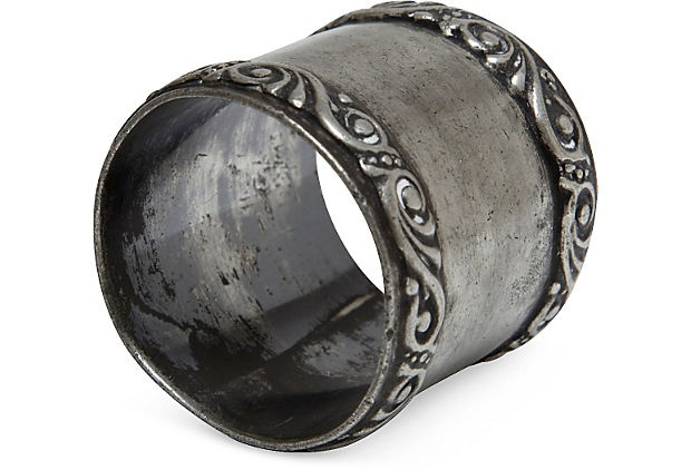 Victorian Napkin Ring on OneKingsLane.com