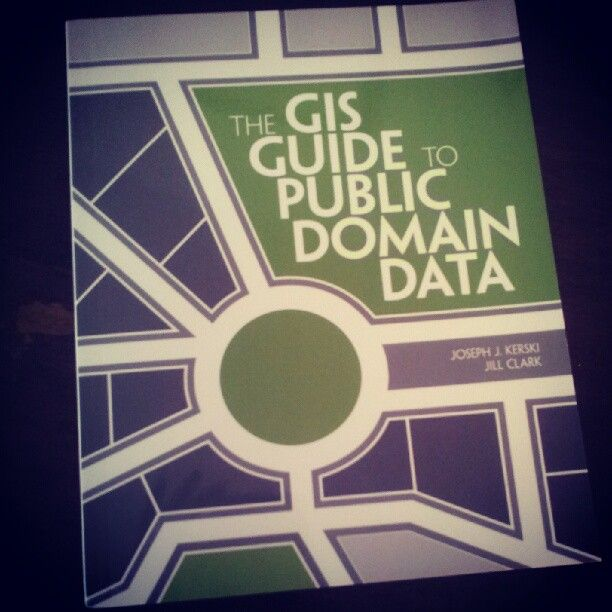 51 best gis stuff images on pinterest cards maps and geo libro gis guide to public domain data fandeluxe Image collections