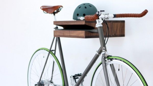 The Bike Shelf by Knife & Saw