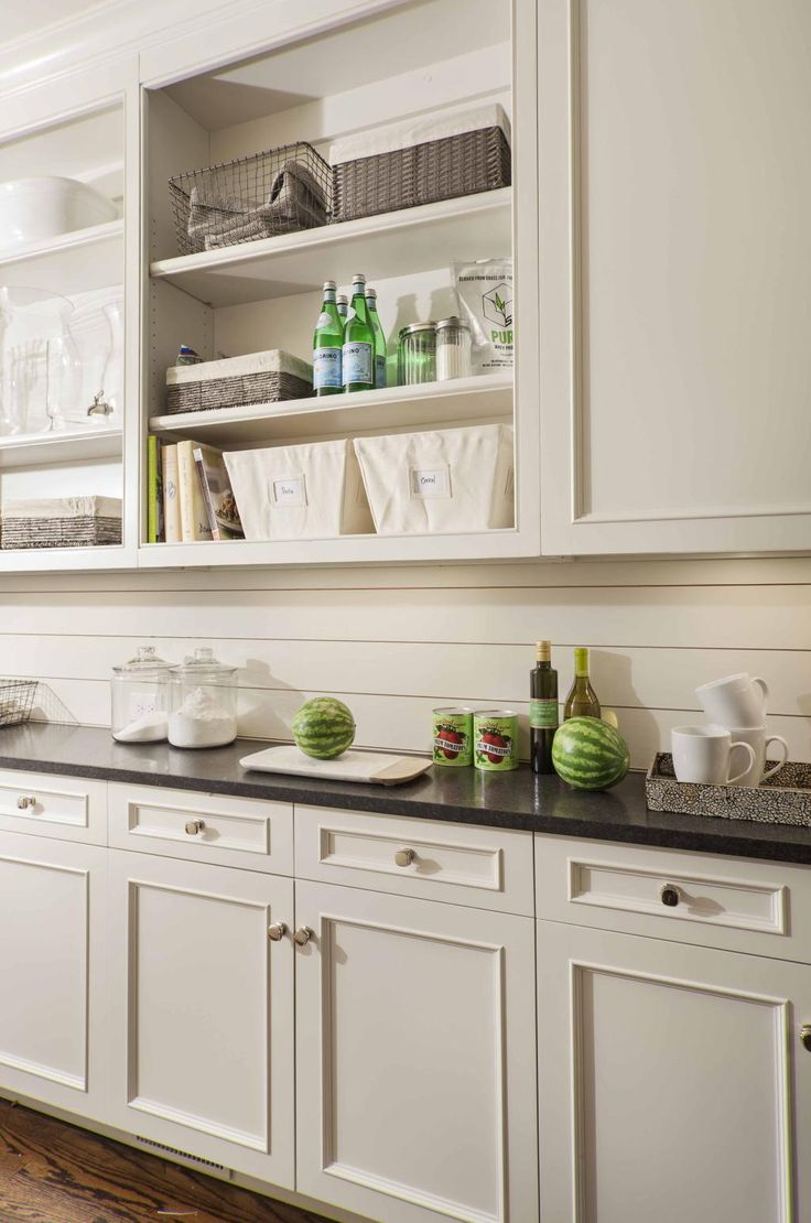 Advanced renovations charlotte remodeling contractor for Kitchen closet cabinets