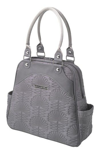 Petunia Pickle Bottom 'Embossed Sashay' Convertible Diaper Bag available at #Nordstrom -I WANT...