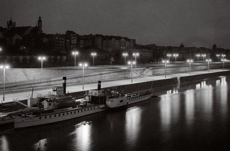 Gdańskie bankside, ca. 1938