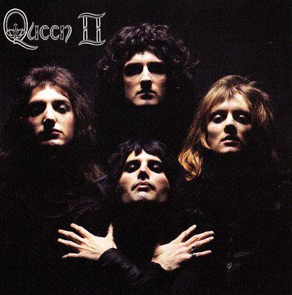 Queen Álbum: Queen II (1974) Photographer: Mick Rock
