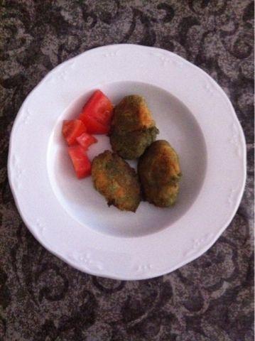 Recetas vegetarianas para Thermomix: Croquetas de espinacas