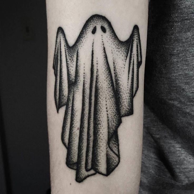 Best 20 ghost tattoo ideas on pinterest cute halloween for Tattoo frederick md