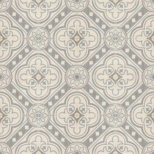 Moroccan Encaustic Cement Pattern Grey Tile gr16 | £ 2.53 | Moroccan Encaustic Cement Pattern Tiles | Best Tile UK | Moroccan Tiles | Cement...