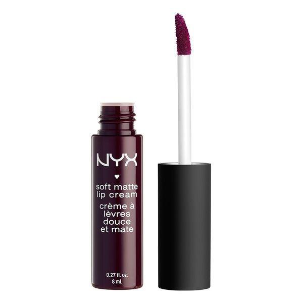 Le Soft Matte Lip Cream - Transylvania de NYX Cosmetics, est désormais disponible sur The Beautyst !