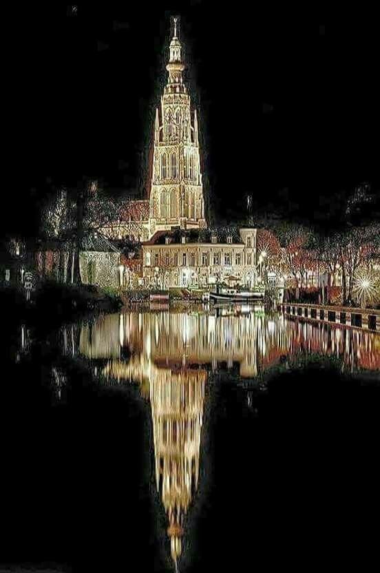 Grote Kerk Breda in Breda, Noord-Brabant