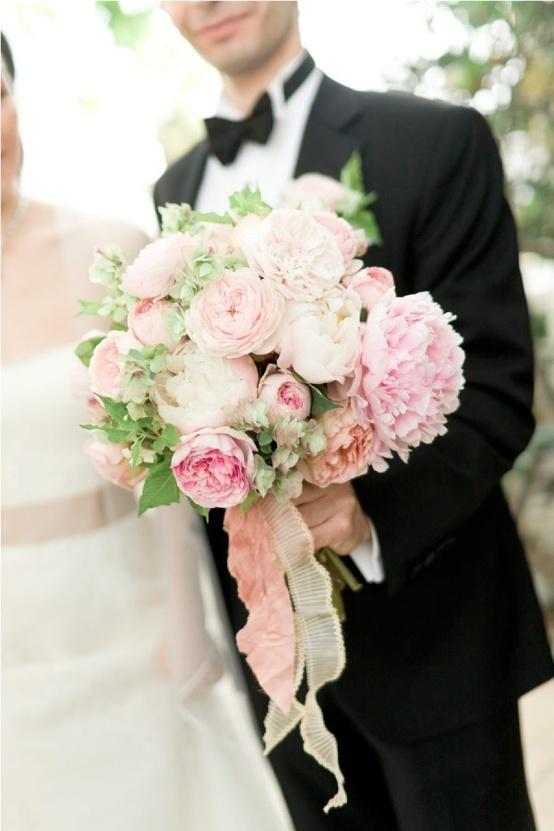 image of Pale Pink Wedding Color Palettes