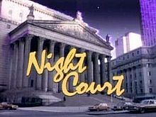 Loved this show too. Between Judge Harry  Anderson and Dan Fielding, this one was probably too mature for young me. Such is life.