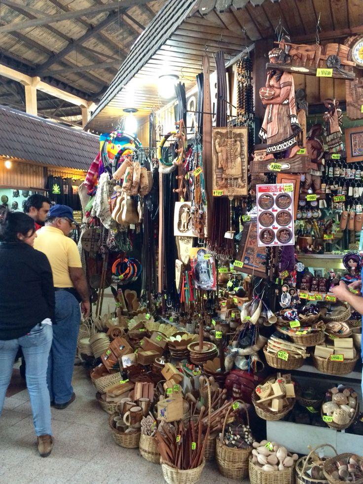 Mercado de Temuco, Chile