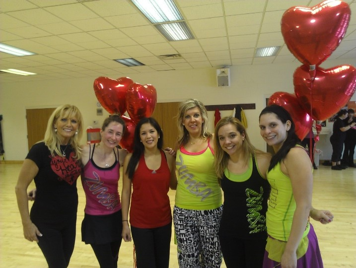 Zumba Party Hearty Instructors