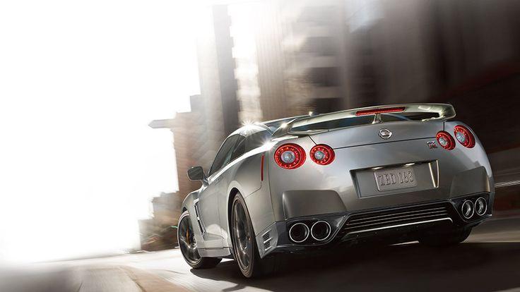 Nissan GTR, 2014 - LGMSports.com