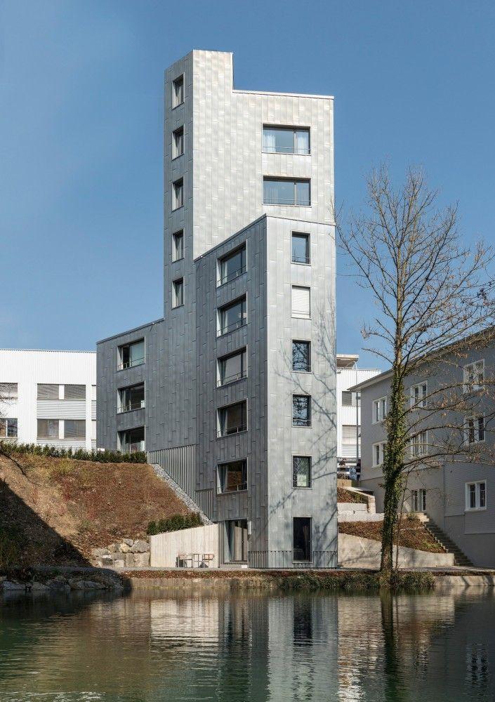 Freudenau Mill / Furrer Jud Architekten