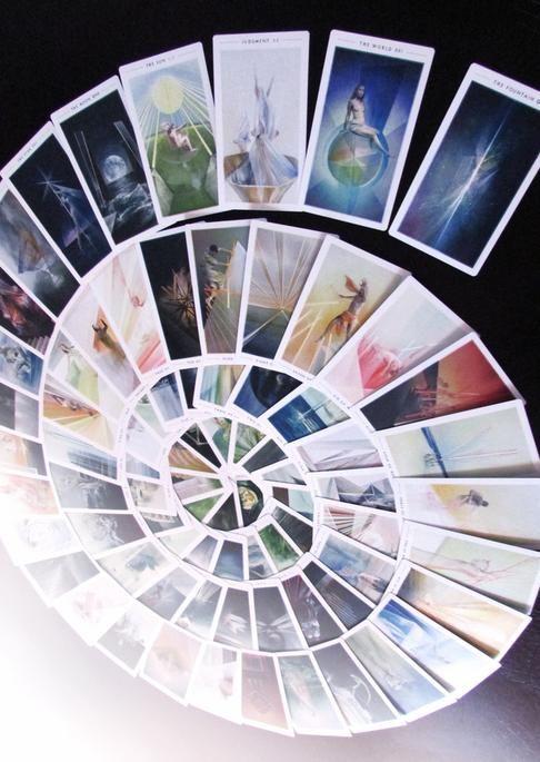 The Fountain Tarot - Tarot Cards For Sale