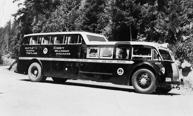 Northcoast Lines Bus, Washington & Oregon