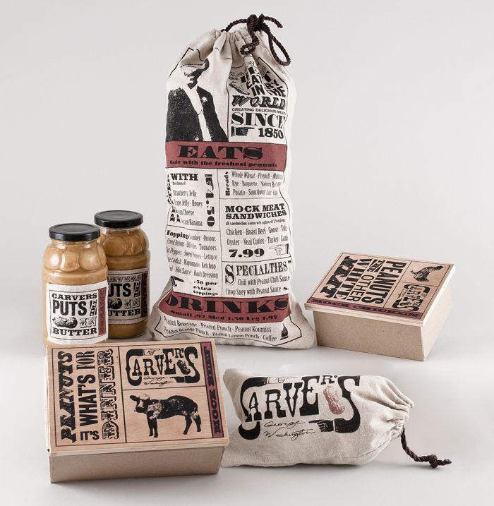 Carver packaging