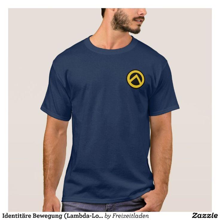 Identitäre Bewegung (Lambda-Logo) T-Shirt