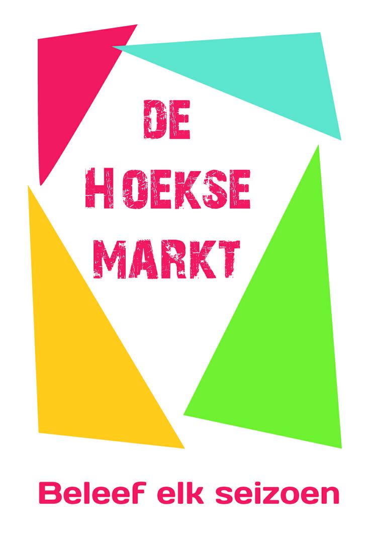 Logo voor de markt in Hoek van Holland. In samenwerking met Marcel Jansen van Strøm Creative Marketing.