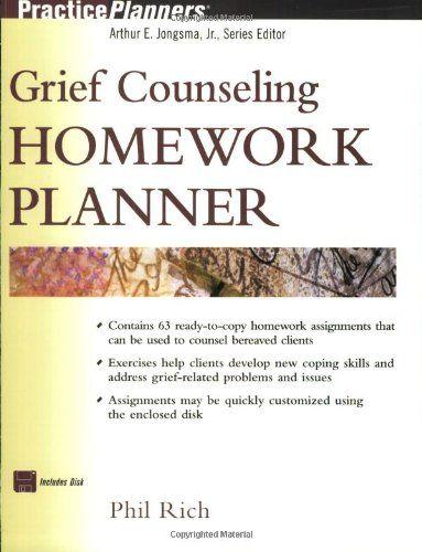 Bestseller Books Online Grief Counseling Homework Planner Phil Rich $43.21 - http://www.ebooknetworking.net/books_detail-0471433187.html
