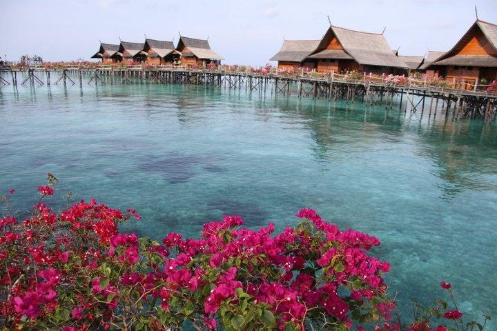Kapalai Resort, Sipadan, Malaysia