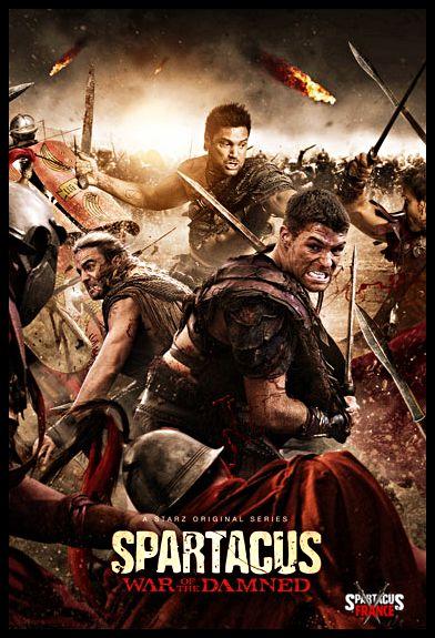 Spartacus Official Site | STARZ