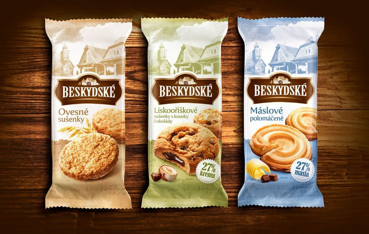 Fammilky – Beskydské on Packaging of the World - Creative Package Design Gallery