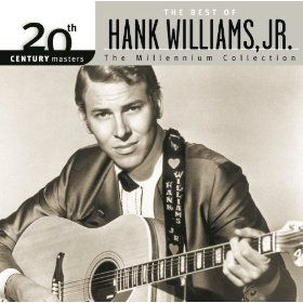 hank williams jr | Hank Williams, Jr. 20th Century Masters The Millennium Collection: Jr ...