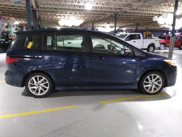 2015 Mazda Mazda5 Grand Touring Touring Mazda Fuel Economy