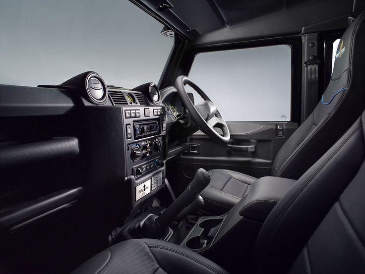 Land Rover faz outro Defender único  Notícias Fabricantes