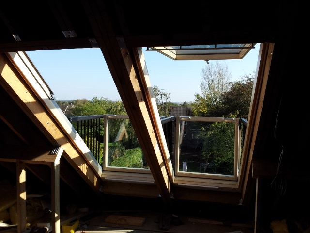 12 best roof windows for gadget lovers images on pinterest for Cleaning velux skylights