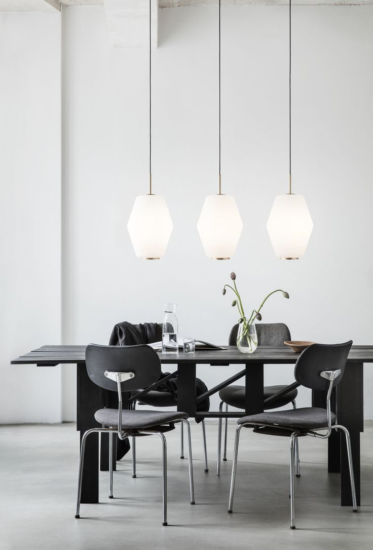 2016 marks the centenary of Birger Dahl's birth, which Northern Lighting are commemorating with the launch of this timeless glass pendant. Dahl designed the lamp in 1956 and installed it in the renovated Norwegian Parliament building two years later. Although Dahl is a classic mid-century design, its minimal form and smooth, unembellished surfaces still have …