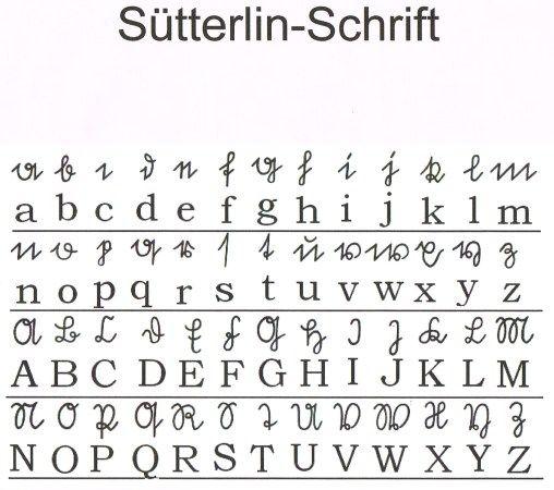 Die besten 25 Kalligraphie alphabet Ideen auf Pinterest