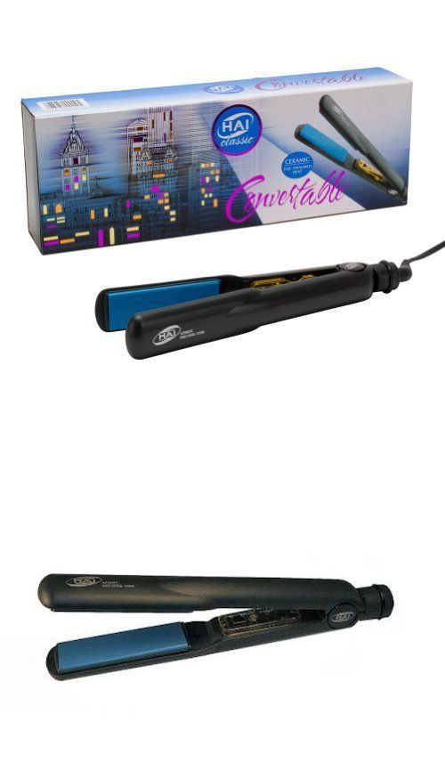 Straightening and Curling Irons: Hai Classic Convertible Ceramic Flat Iron, 1-1/4 Inch -> BUY IT NOW ONLY: $79.95 on eBay!