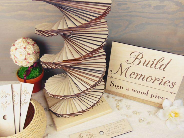 25+ Best Ideas About Wedding Guest Book Alternatives On