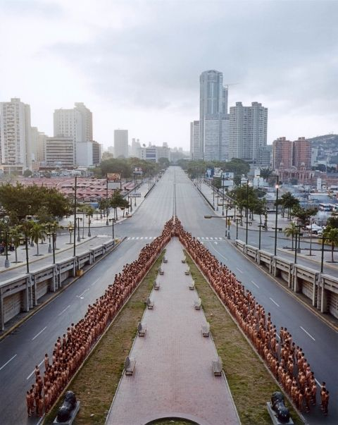 Venezuela / Spencer Tunick