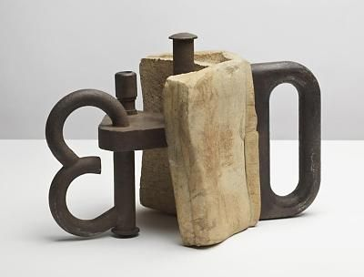 Anthony Caro | steel- ceramic