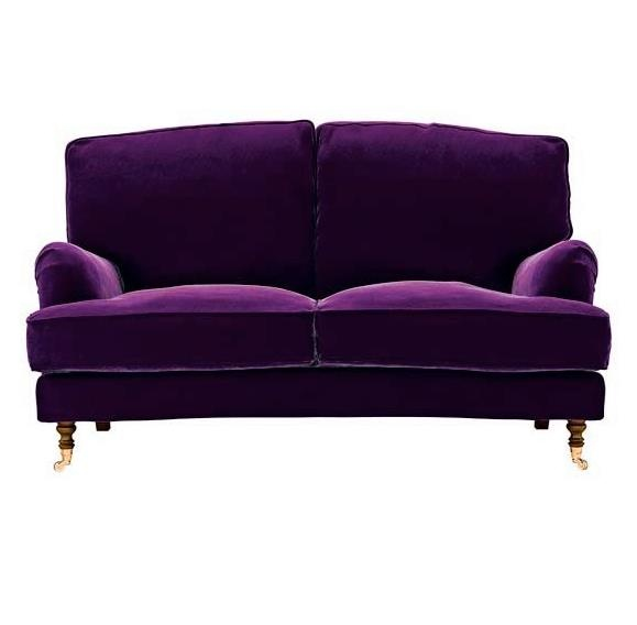 Love purple sofa 39 s home pinterest for Purple sofa