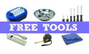 Harbor Freight Coupons Free Tools With No Purchase
