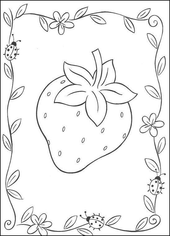 Emily Erdbeer Ausmalbilder 20 Ausmalbilder Emily Erdbeer Erdbeerfarben