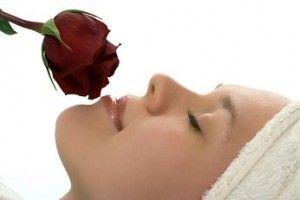Rózsavizes arckrém