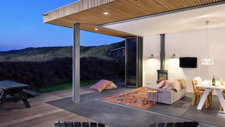 architect voor vakantiehuis