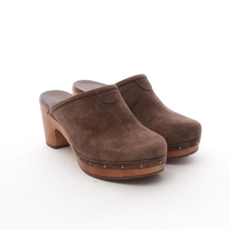Stylische Clogs von UGG Australia in Braun Gr. EU 37 - Clogs | Buddy &  Selly Shoes | Pinterest | UGG australia, Clogs and Australia