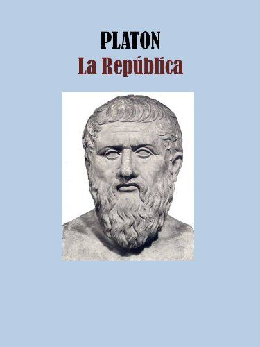 """LA REPÚBLICA (Spanish Edition):   Platón (en griego: Πλάτων ) (ca. 428 a. C./427 a. C. – 347 a. C.) fue un filósofo griego, alumno de Sócrates y maestro de Aristóteles, de familia noble y aristocrática. Platón (junto a Aristóteles) es quién determinó gran parte del corpus de creencias centrales tanto del pensamiento occidental como del hombre corriente (aquello que hoy denominamos """"sentido común"""" del hombre occidental) y pruebas de ello son la noción de """"Verdad"""" y la división entre """"do..."""