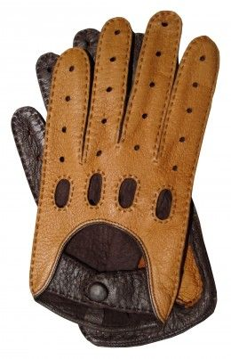 women's leather driving gloves